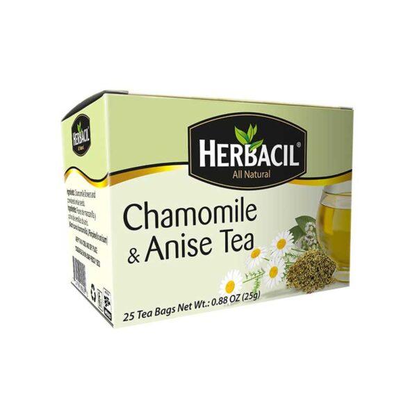Chamomile-anise-tea