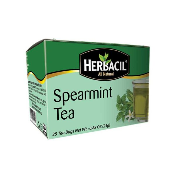 Spearmint-tea