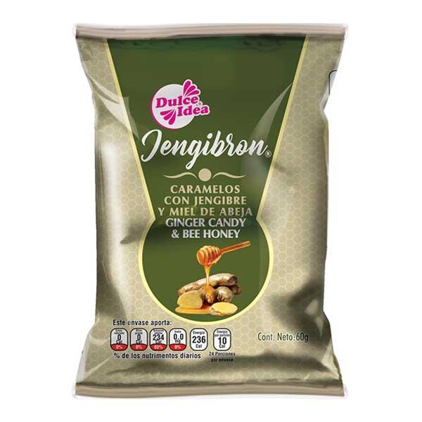 Jengibron-broncolin